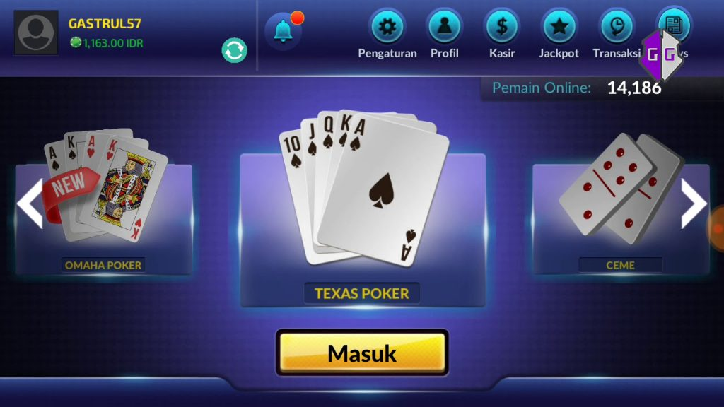 Regarding Casino Poker You