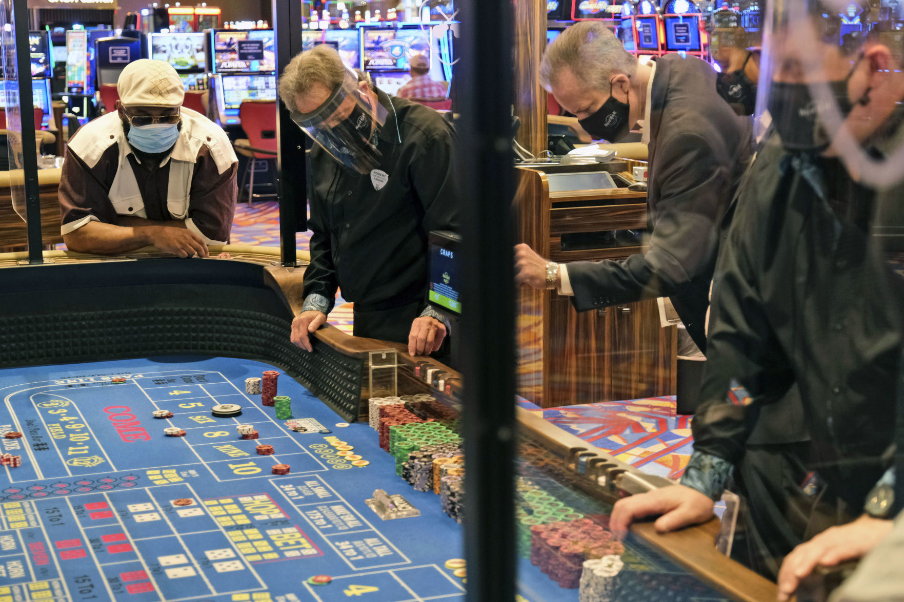 Outrageous Regulations Concerning Casino Poker