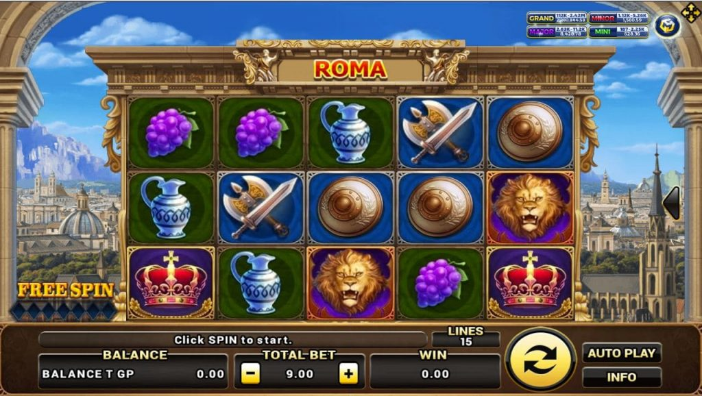 Grabbing Excellent Credit Winning with the Slots Free Spins